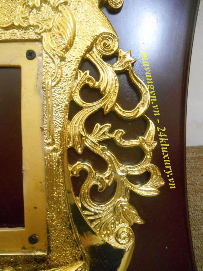 quà tặng doanh nghiệp mạ vàng
