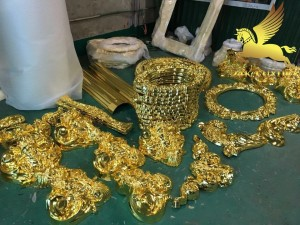 Chuyển giao công nghệ mạ vàng