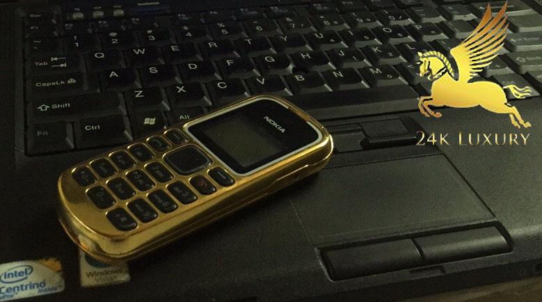 Mạ vàng điện thoại 1280